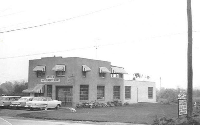 Daku's Opens in 1948